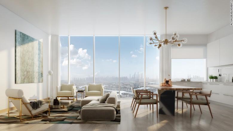 You Can A New Dubai Apartment For 50 Bitcoin