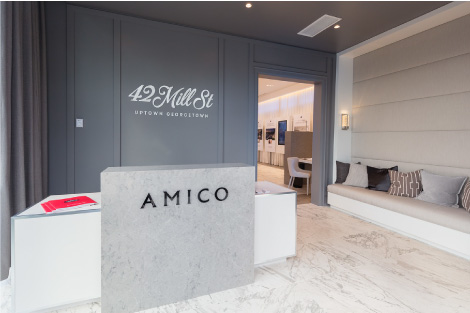 High Rise, AMICO, 42 Mill St, Presentation Center-1