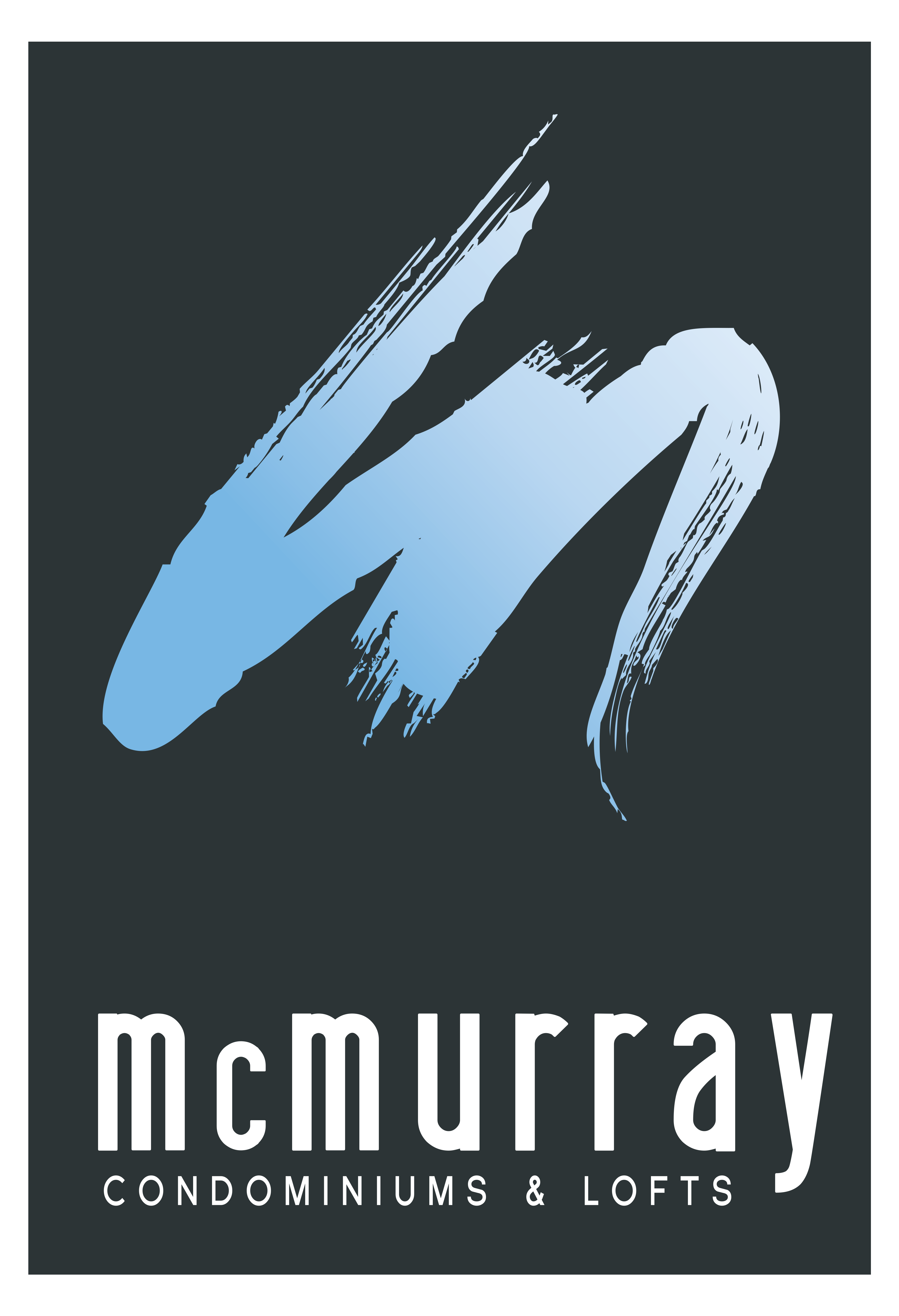 High Rise, John Davies,  McMurray Condominiums & Lofts , Logo