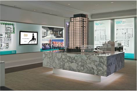 High Rise, State Building Group, 609 Avenue Road, Presentation Center-1