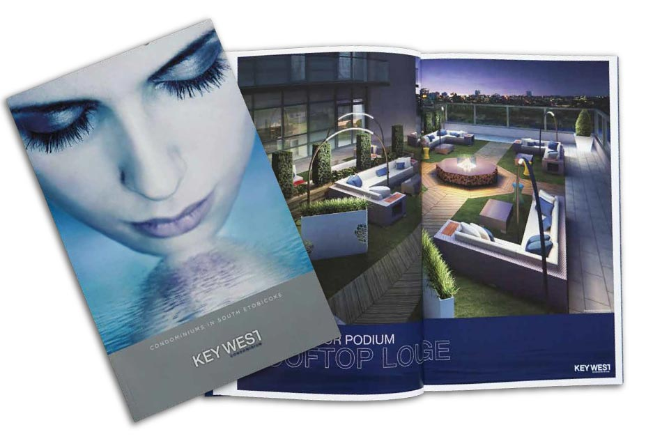 High Rise, Times Group Corp, Key West, Print Material