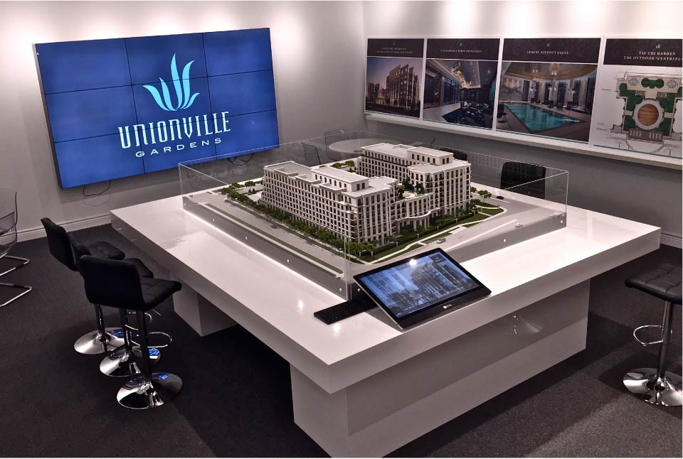 High Rise, Wyview Group, Unionville Garden, Presentation Center-1