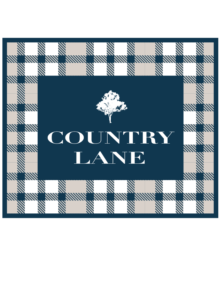 Low Rise, Andrin Homes, Country Lane, Logo