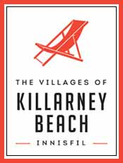 Low Rise, Ballymore Homes, The Villages of Killarney Beach, Logo