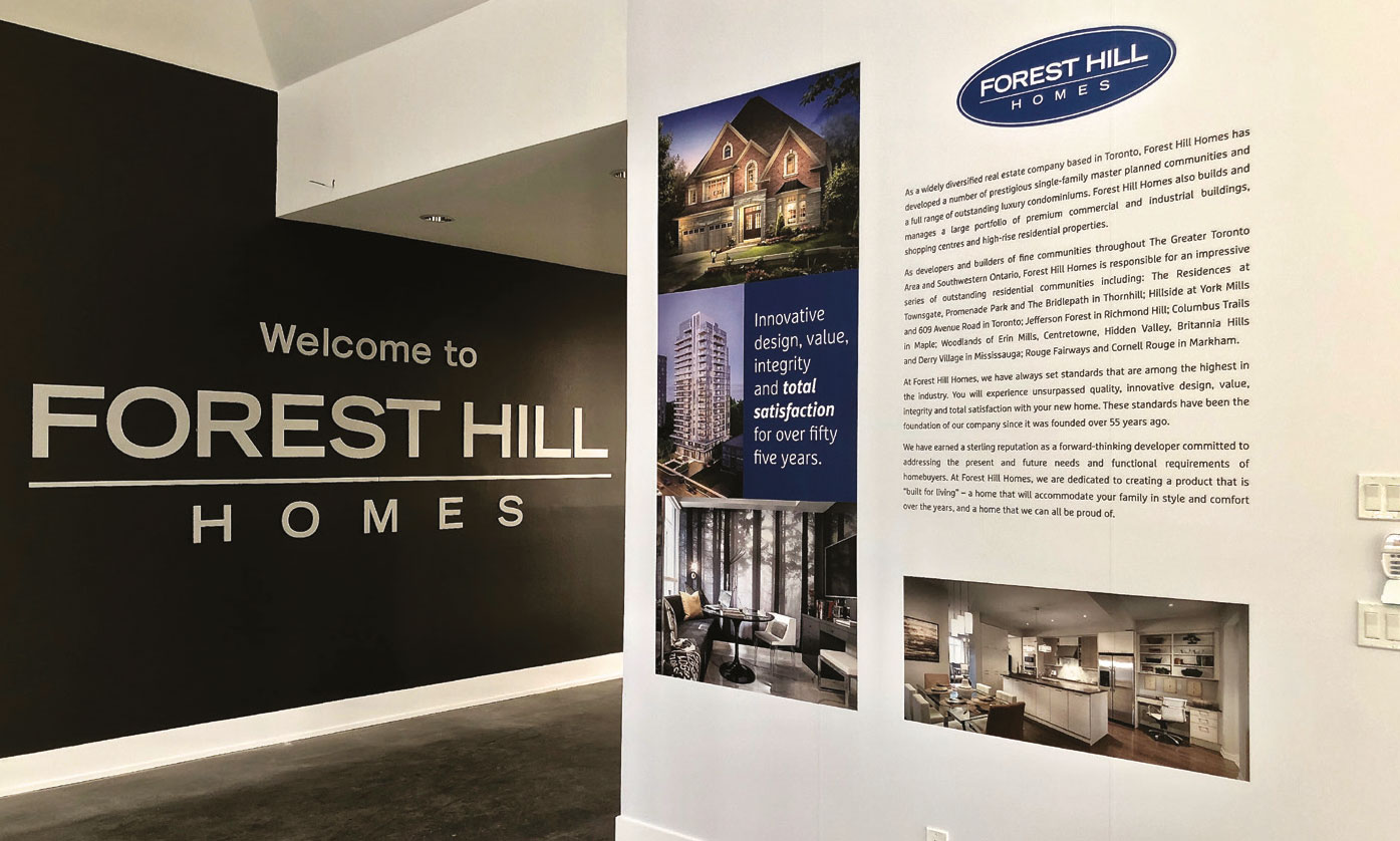 Low Rise, Forest Hill Homes, Cornell Rouge, Sales Center-3