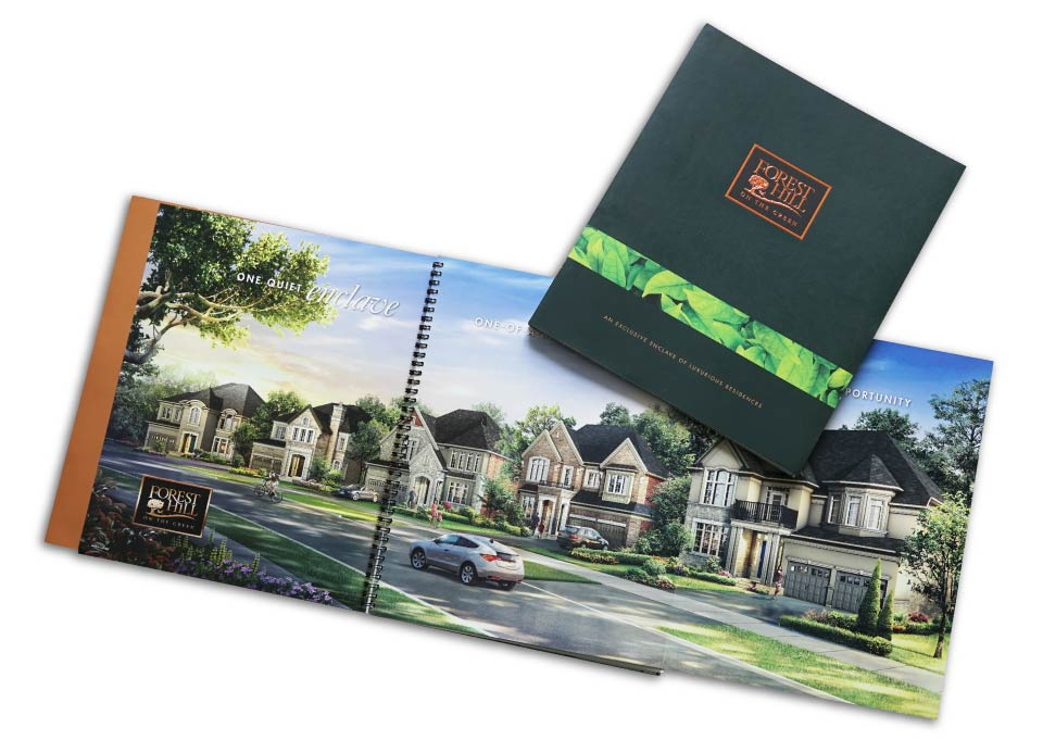 Low Rise, Heathwood Homes, Forest Hill, Print Material
