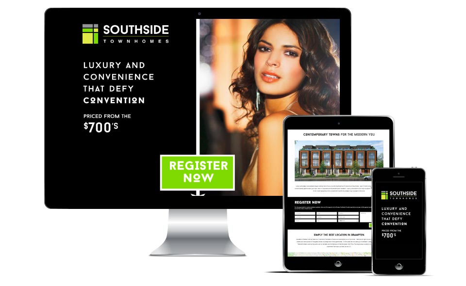 Low Rise, i2 Developments, Southside Townhomes, Website