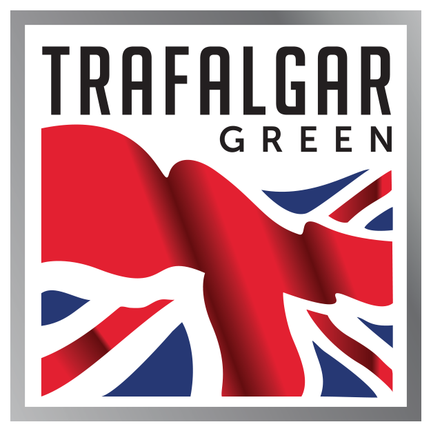 Low Rise, Kantium Developments, Trafalgar Green, Logo