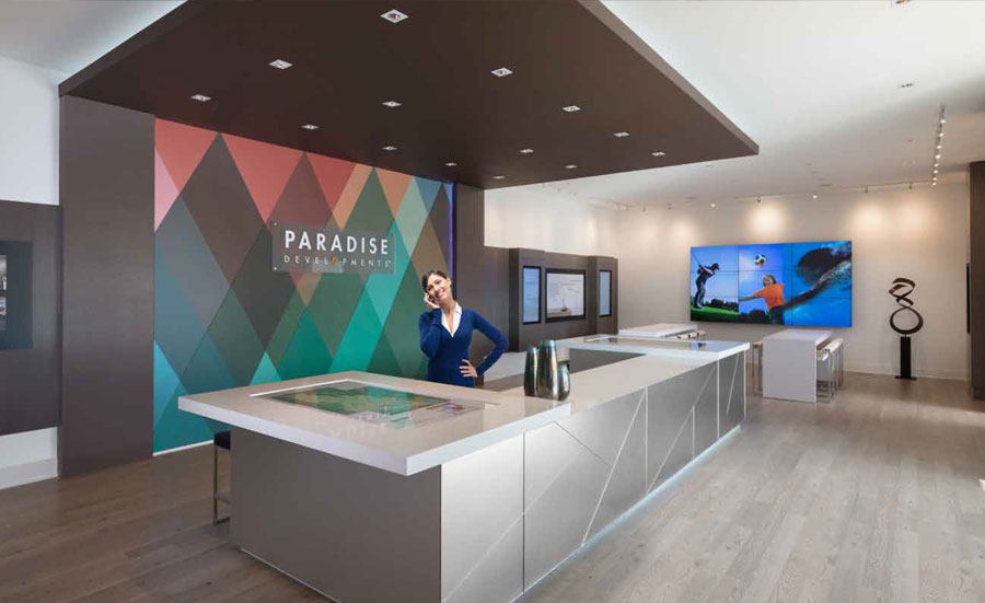 Low Rise, Paradise Developments, Whitby Meadows, Sales Center-3