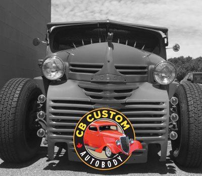 Other, CB Custom Autobody