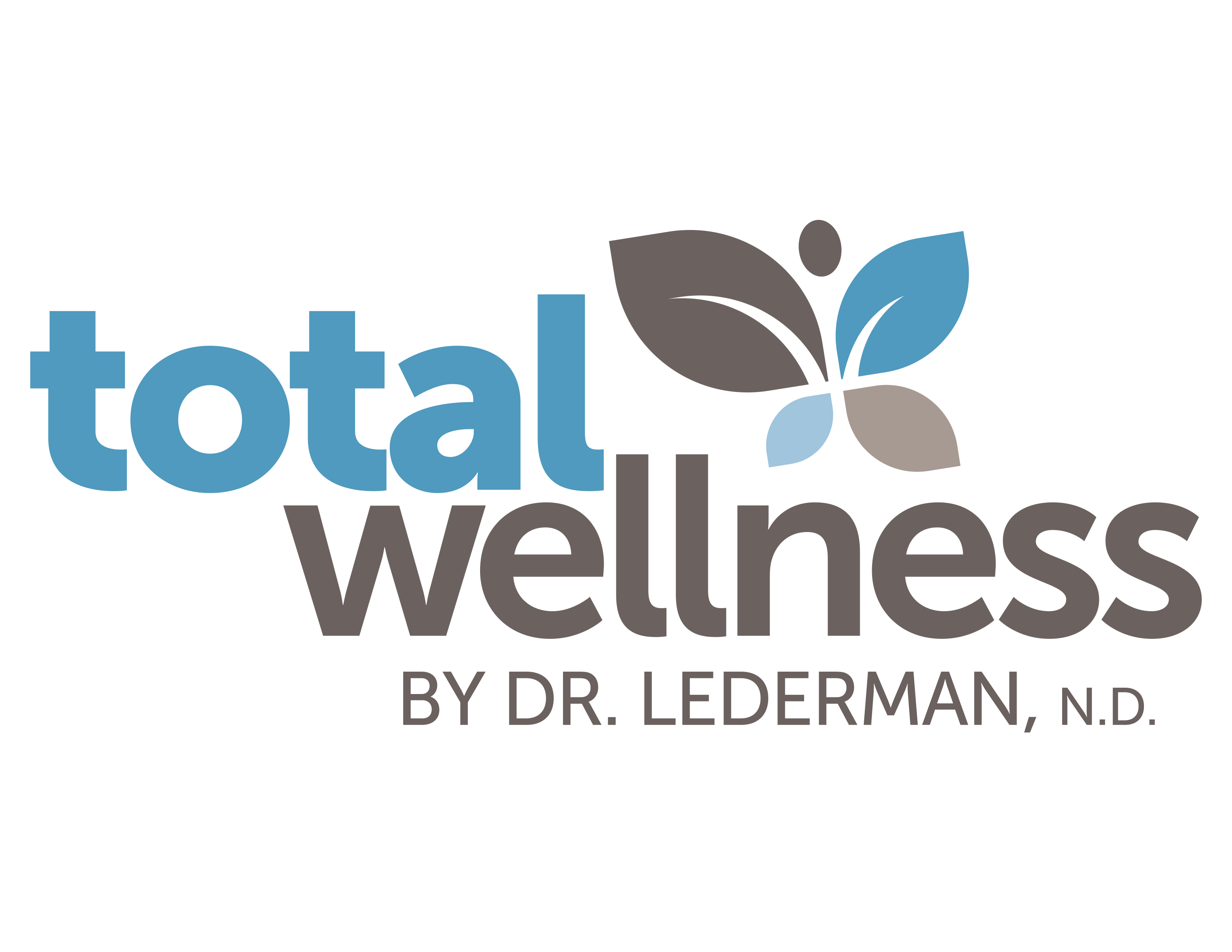 Other, Dr. Lederman, Total Wellness by Dr. Lederman, Logo