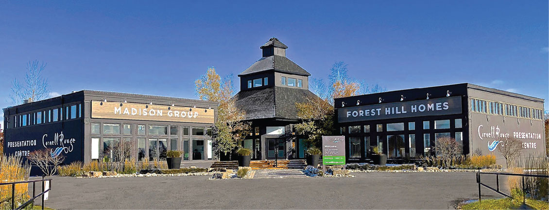 Forest Hill Homes - SALES CENTRES